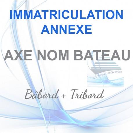 Immatriculation Annexe