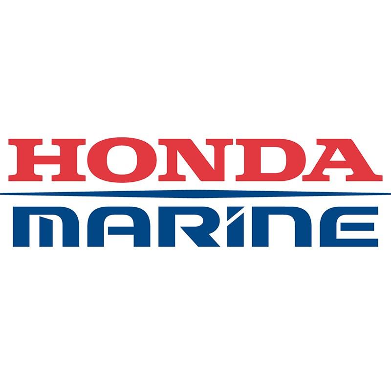 Honda Val D Or >> Logo honda marine sticker boat service